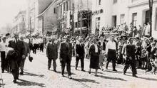 Anni Gondro am 01. Mai 1948