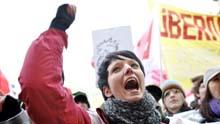 Die Streikunterstützung von ver.di!