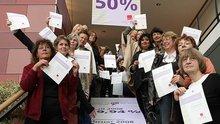 ver.di ist die Gewerkschaft der Frauen