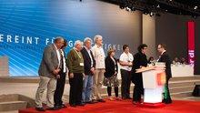 Bundeskongress ehrt Gewinner/innen des ver.di-Qualitätspreises