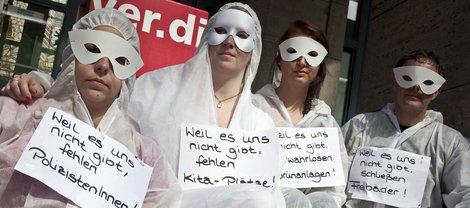 Personalnot in Berliner Finanzämtern