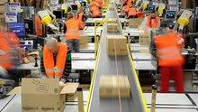 Amazon – ab die Post und dann zum Streik