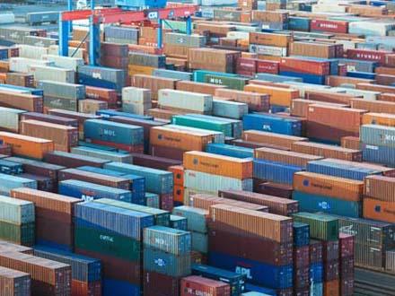 Logistik: Fracht-Container
