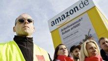 Amazon-Beschäftigte streiken weiter – bis sie ihren Tarifvertrag haben