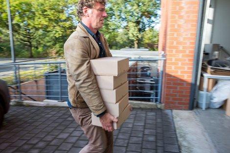 Frühzustellungen um sechs, sieben oder acht Uhr. Oder schwere Pakete in den dritten Stock schleppen