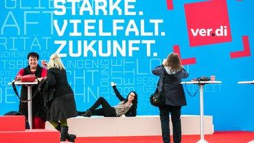 ver.di Bundeskongress, Leipzig, 23.09.2015