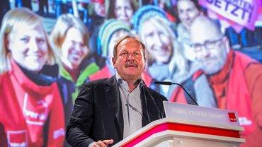 ver.di Bundeskongress, Leipzig, 2015