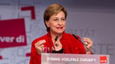 Maria Clara Baquero, Präsidentin von Afodefensa