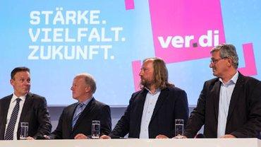 Beim Parteientalk nahmen Vertreter vom im Bundestag vertretenen Parteien Stellung zu verschiedenen Themen.