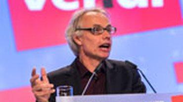 Jan Willem Goudriaan, Generalsekretär des EGÖD