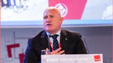 Stephen Cotton ist Generalsekretär der ITF