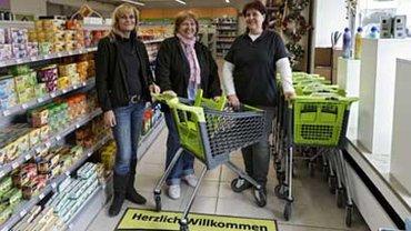 Die Drei vom Drehpunkt in Erdmannhausen bei Stuttgart
