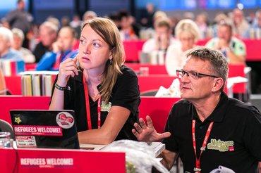 ver.di Bundeskongress, Leipzig, 22.09.2015