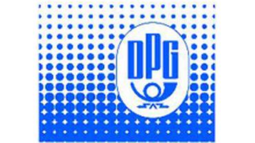 Logo Deutsche Postgewerkschaft (DPG)