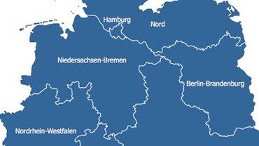 Interaktive Karte: Forderungen im Einzelhandel