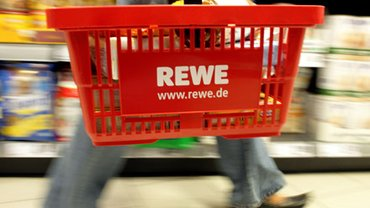 REWE-Kunde