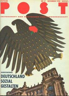 Deutsche Post November 1990