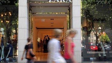 Zara-Filiale in Düsseldorf