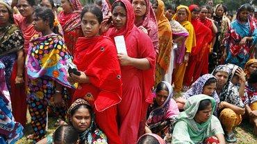 Textilarbeiterinnen fordern in Bangladesch mehr Schutz und mehr Rechte