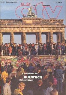 ötv-magazin Dezember 1989