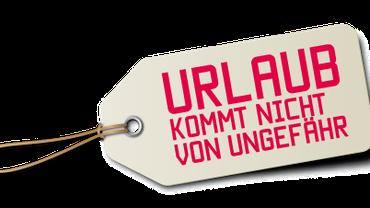 Kofferanhänger - ver.di Aktionswoche Urlaub 2013