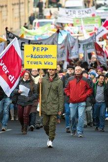 Die Proteste der Psychatrie-Beschäftigten haben nachhaltig gewirkt
