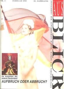 Ausblick Februar 1990