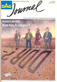 DAG-Journal Februar 1990