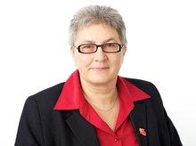Elke Hannack, Vorstandsmitglied ver.di