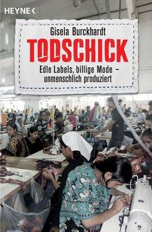 Todschick – das Buchcover