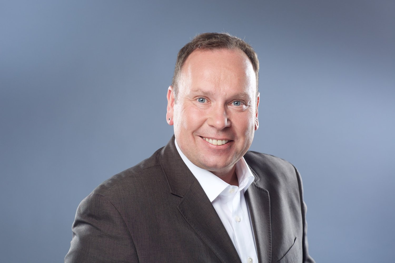Portrait von Andreas Scheidt, Mitglied der Kohlekommission und Mitglied im ver.di-Bundesvorstand, Leiter des Fachbereichs 2 Ver- und Entsorgung @ Kay Herschelmann