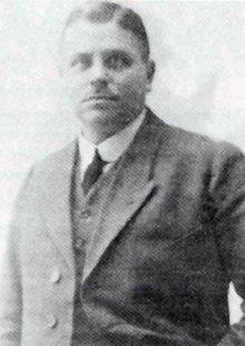 Julius Birck, Sekretär des Gesamtverbandes