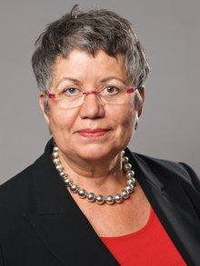 Margret Mönig-Raane, stellvertretende Vorsitzende ver.di