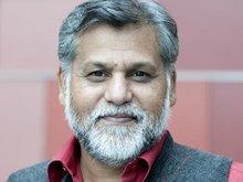 Khalid Mahmood, Gewerkschaftsreferent bei der Stiftung für Arbeiterbildung (LEF) in Lahore, Pakistan