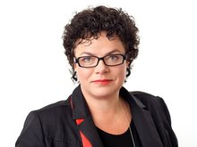Dina Bösch, Vorstandsmitglied ver.di