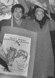 Frauentag 1991