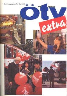 ötv magazin extra, Sonderausgabe für die DDR, Mai 1990