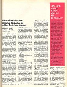 Wortlaut des Beschlusses in: Kontrapunkt 11/1990, S. 27