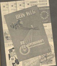 Werbeaktion 1950