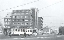 Der Hauptvorstand der HBV hatte seinen Sitz im Osramhaus in Essen