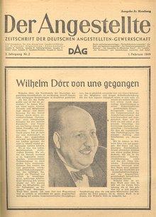 Wilhelm Dörr (1894-1949)