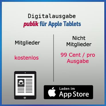 Publik App iPad