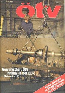 ötv-magazin April 1990
