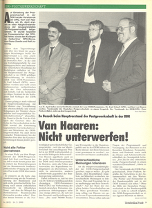 Deutsche Post, Nr. 10/11 1990