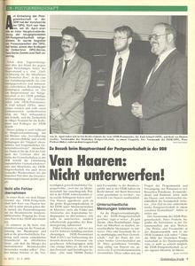 Deutsche Post, Nr. 10/11 1990