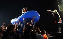 Deichkind: Choreographie mit Trash-LED-Charme
