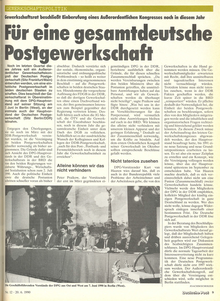 Deutsche Post 12/90, S. 9
