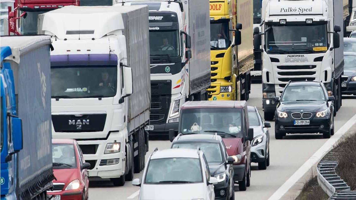 Damit es auf den Straßen sicherer wird – fairer Transport!