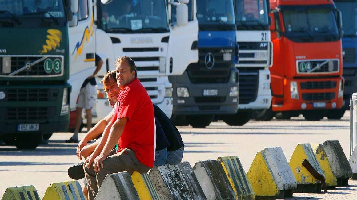 Mit fairen Arbeitsbedingungen fährt es sich sicherer