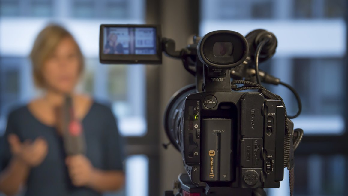 ver.di TV – die Arbeit im Fokus